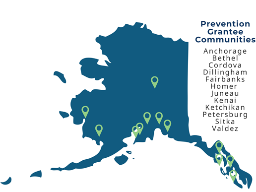 Community Prevention Grantees
