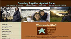Standing Together Against Rape