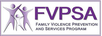 Family Violence Prevention And Services Program logo