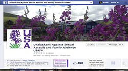 Unalaskans Standing Against Family Violence